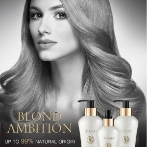 BLOND AMBITION PURPLE TREATMENT – BLOND AMBITION PURPURINĖ KAUKĖ 300ml